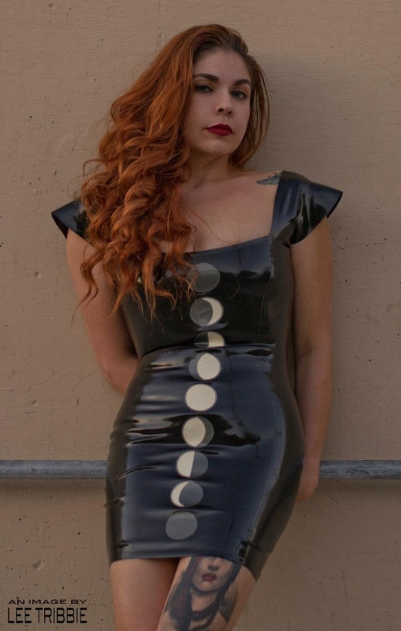 crimson latex moon dress.jpg